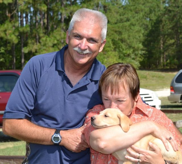 labrador retriever puppies for sale, happy owners summer 2015, woody thurman testimonials