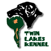 Logo for Twin Lakes Kennel